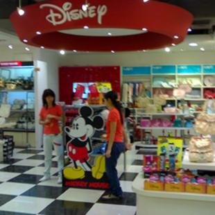 迪士尼時尚加盟 中國時尚產品連鎖領域佼佼者!