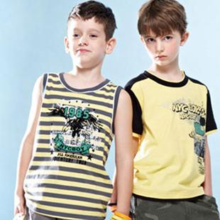2017 NYCBOY纽约男孩童装招商面向全国诚招优质经销商 共享财富!