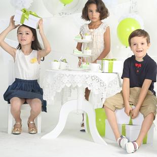时尚大众童装品牌杉杉加盟 诚邀空白区域优质经销商加入