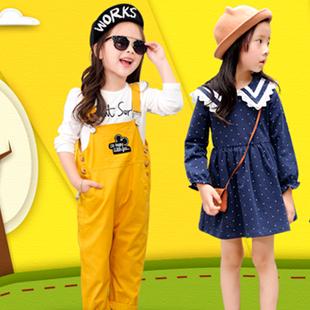 乔克叔叔童装加盟 打造童装快时尚综合连锁化领先品牌!