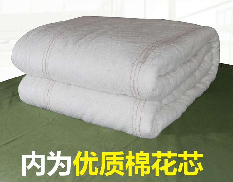 冬被军被军褥子棉花被子单人被加厚保暖学生宿舍军训劳保热熔