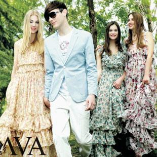 CAVA时尚女装加盟 打造全球自主百货领军品牌!