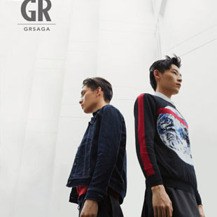 GR男装面向全国空白区域诚招优质经销商合作