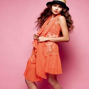 女装加盟in's女装品牌 品质值得信赖