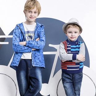 水孩儿时尚童装加盟 打造充满想象力的世界