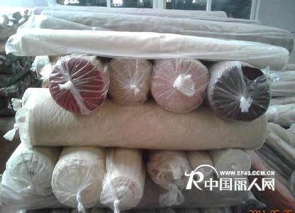 深圳龙岗收购库存布料