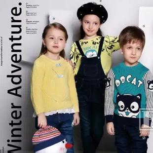 中国十大名牌童装品牌叮当猫诚邀您的加入