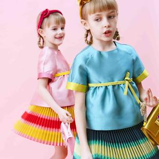 IKKI安娜与艾伦童装 极具国际影响力的童装品牌 诚邀合作!