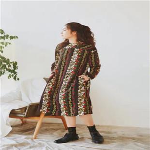 欧美气质时尚经典布莎卡女装低投资、高效益