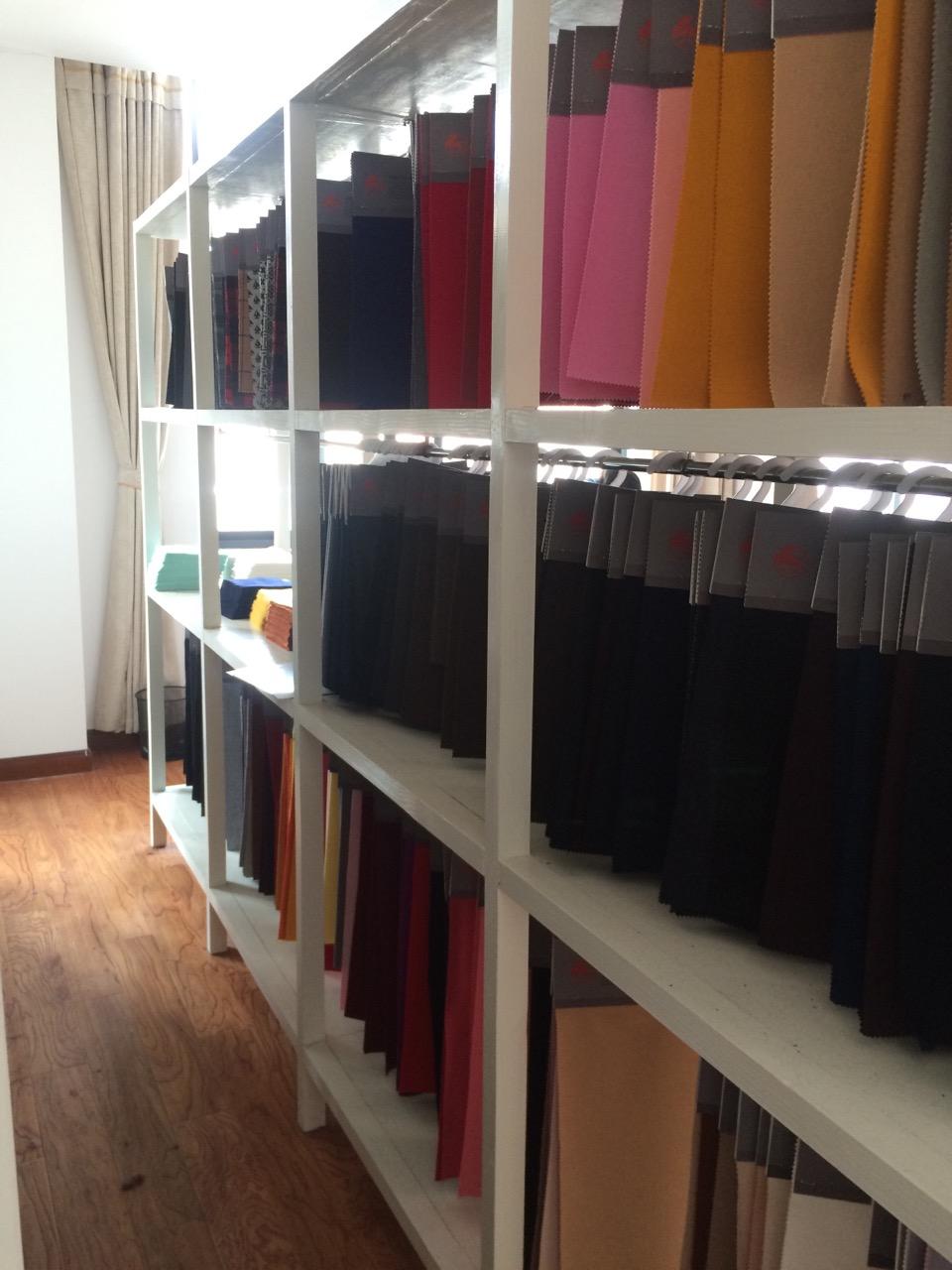 江阴市明彩纺织有限公司专业生产粗纺毛呢