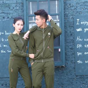 军绿风格休闲装备品牌-军之旅