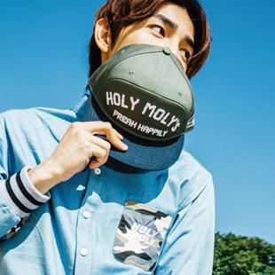原创服饰的精彩追求 麦辰HOLY MOLY品牌潮服代理加盟