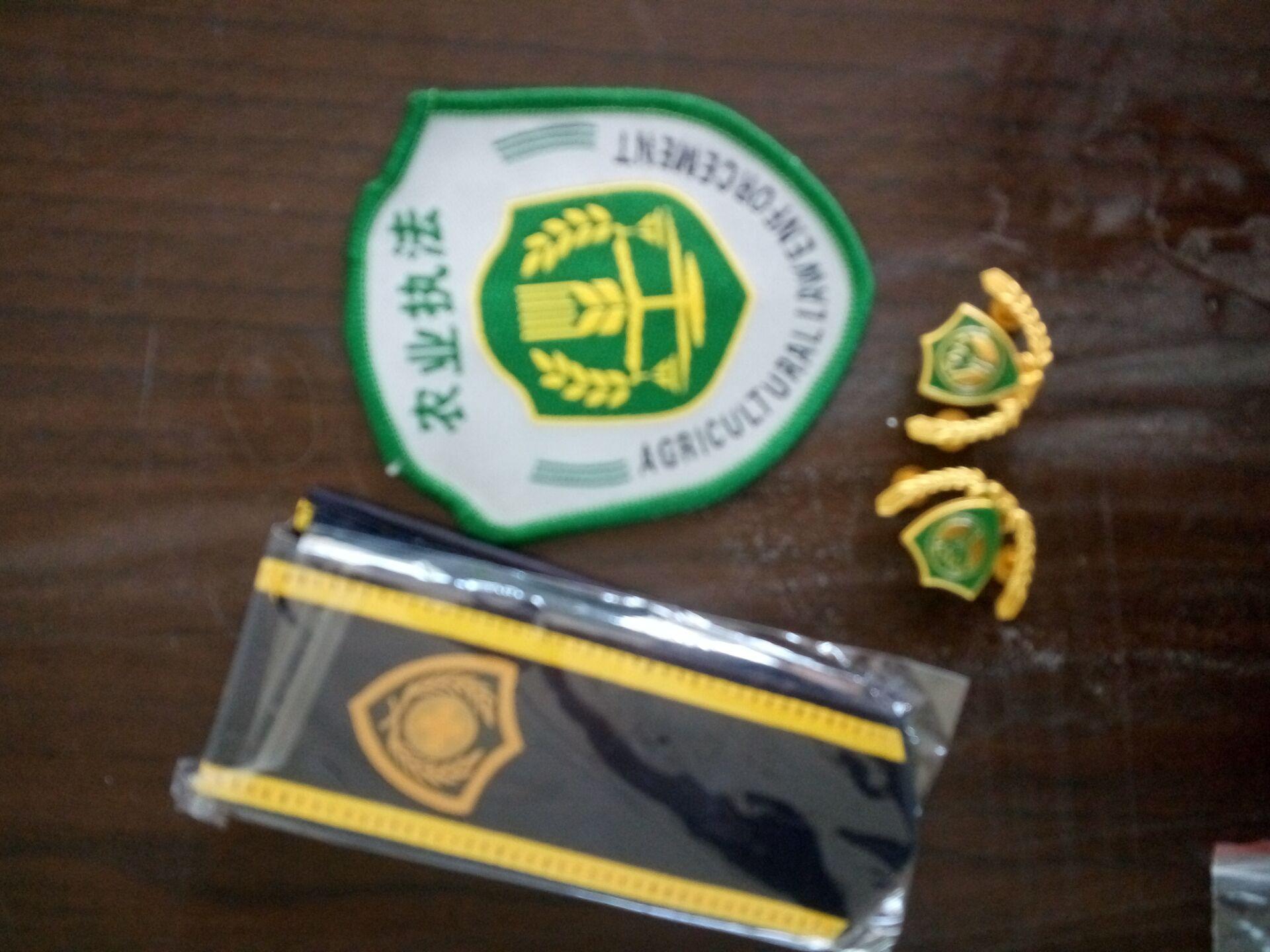 国领标志服装厂供应农业执法标志服,款式新颖面料优质