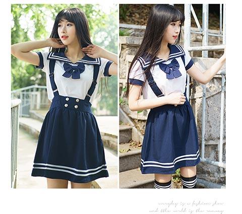 优质的日韩校园服饰:在武汉怎么买物超所值学生日韩学院风水手服