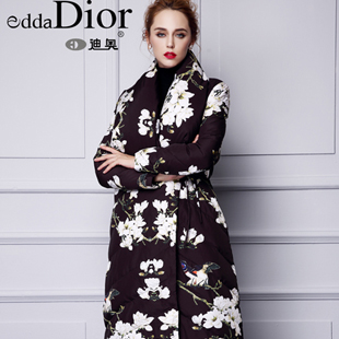 eddaDior迪奥女装加盟,来自法国的时尚风情!高雅/性感/曼妙!