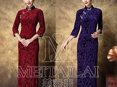 供应成都划算的旗袍——时尚旗袍定做