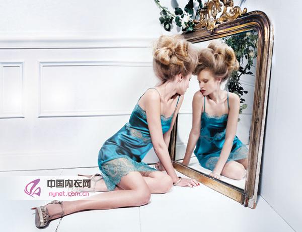Elise Aucouturier 爱丽丝-奥库蒂里耶2012内衣新款