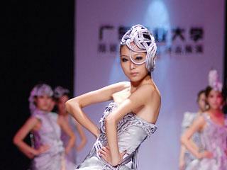 粤工业大学服装设计毕业作品展演(上) 摄像:尹旭元 后期制作:刘东杲