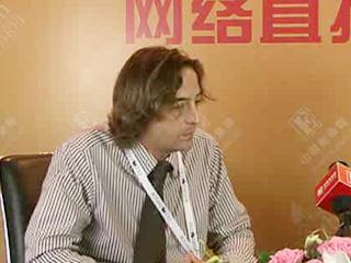 直播 第十二届江苏国际服装节 OLD TAYLOR rafa 先生专访