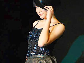"""2008第十四届上海国际服装文化节""""IFA之星""""作品发布会"""