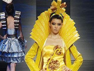 2008国际时尚荟萃暨广东时装周闭幕式