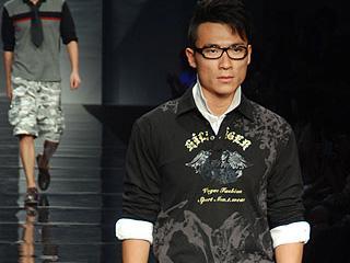 2008国际时尚荟萃暨广东时装周·男装潮流风