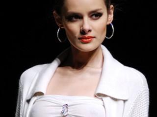 2011中国国际时装周(春夏系列)蕾沃尔庄淦然兔绒时装发布会