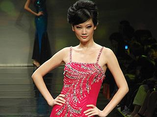 2008国际时尚荟萃暨广东时装周璐卡思卢伟星发布