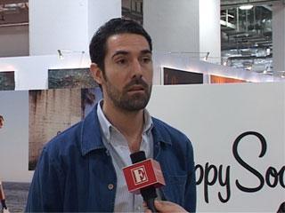 2011NovoMania上海展 现场采访Happy Socks品牌CEO 麦克先生