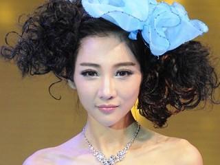 CHIC2011 流行美2011饰品时尚潮流发布汇 摄像:向佳 后期:向佳