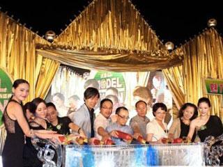 2011新丝路华东时尚盛典启动仪式