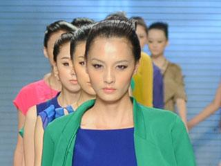 2011广东时装周·法国设计师 Dominique pellen流行色发布