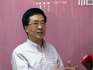中国服装万里行·专访上海帕兰朵高级服饰有限公司副总经理高小明
