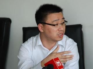 中国服装万里行·专访上海绿盒子网络科技有限公司线下营运中心总监袁锋