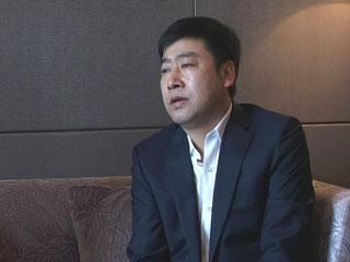 中国服装万里行·专访宁波杉杉摩顿服装有限公司董事总经理朱旭波