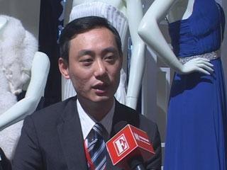 中国服装万里行·专访宁波斐戈服饰有限公司品牌副总经理洪寅寅