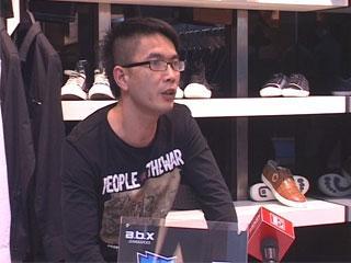 中国服装万里行·专访温州雷宝服饰有限公司营运中心总监张国胤