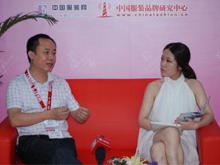 第十二届深圳服交会•专访艾沃芭会员折扣连锁机构项目负责人陈兆虎