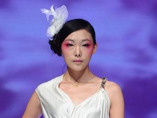 2012广东时装周·MIUKI WEN妙宴高级女装定制新品发布