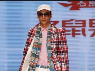 2012广东时装周·美好年代·2013名鼠男装春夏新品发布