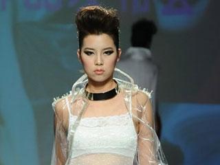 2012广东时装周·关爱2012·中国十佳服装设计师林姿含女装作品发布