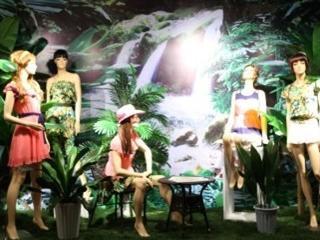 2013年米拉格夏季时尚新品发布会