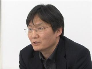 2013CHIC?专访韩国纤维产业联合会展示组总管组长金部长