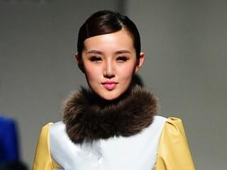 2013广东大学生时装周·香港设计学院服装设计毕业作品展演
