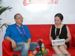 直播szic2013·专访深圳市润薇服饰有限公司副总经理赵京玉