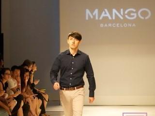 NOVOMANIA 2013 MANGO时装秀发布