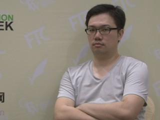 2013广东时装周·专访广东名瑞集团(股份)有限公司总裁蔡中涵先生