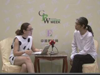 2013广东时装周·专访广东宾宝服饰有限公司市场总监周嘉鸿先生