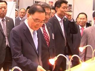 2013韩国国际纺织展览会盛大开幕