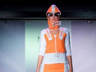俄罗斯欧亚时装周设计师Matvey Batalov 2009春夏作品发布